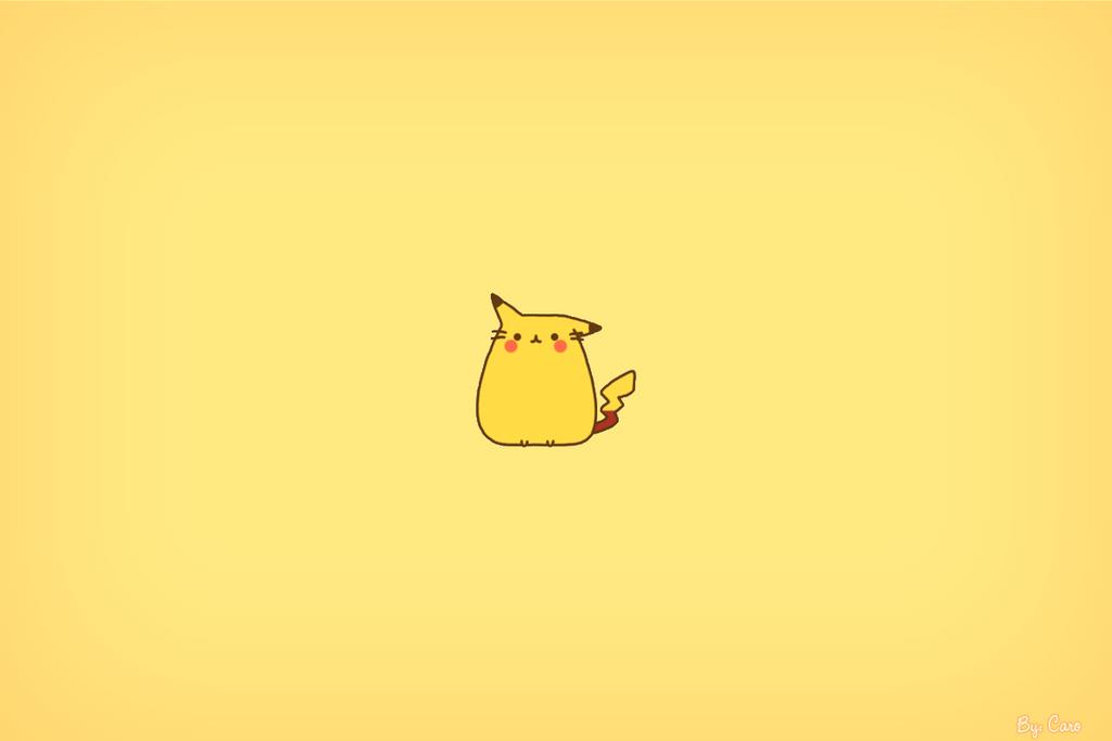 wallpaper pikachu 2 by beliectioner69 on deviantart