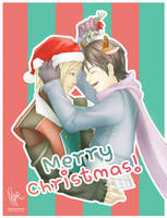 AT: Merry Christmas! by ephemeralvision