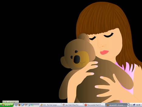 Little Girl Desktop