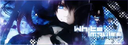 White Impulse - Black Rock Shooter by Minasa93