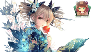 Flower's Girl Render
