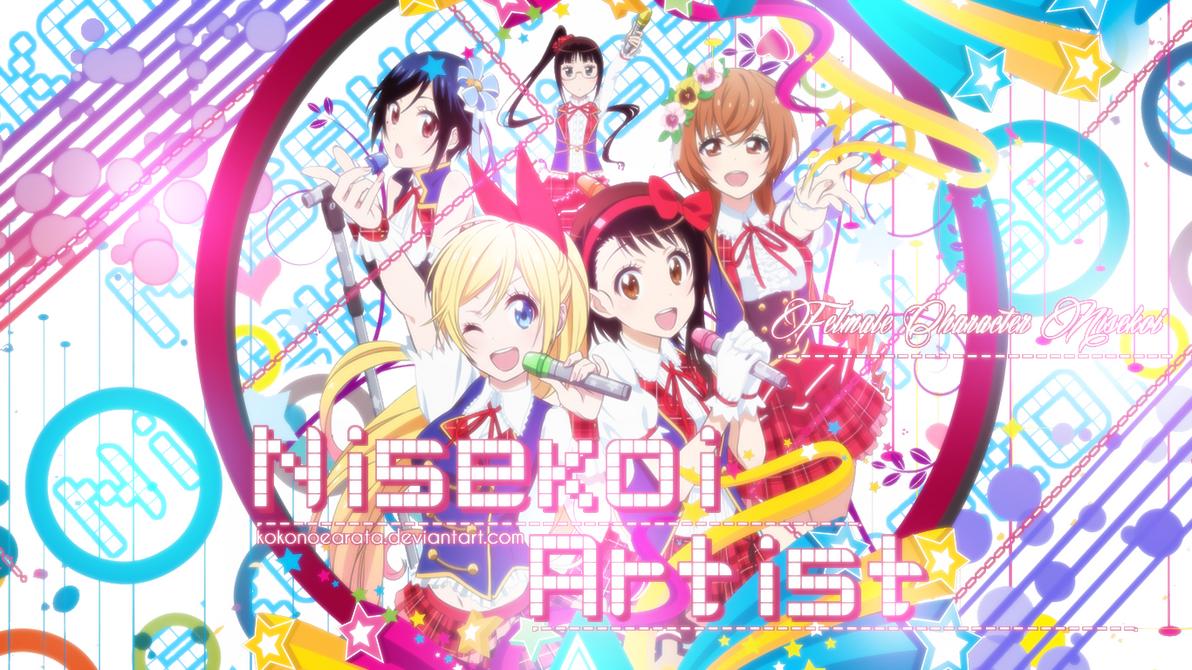 Nisekoi Wallpaper By KokonoeArata