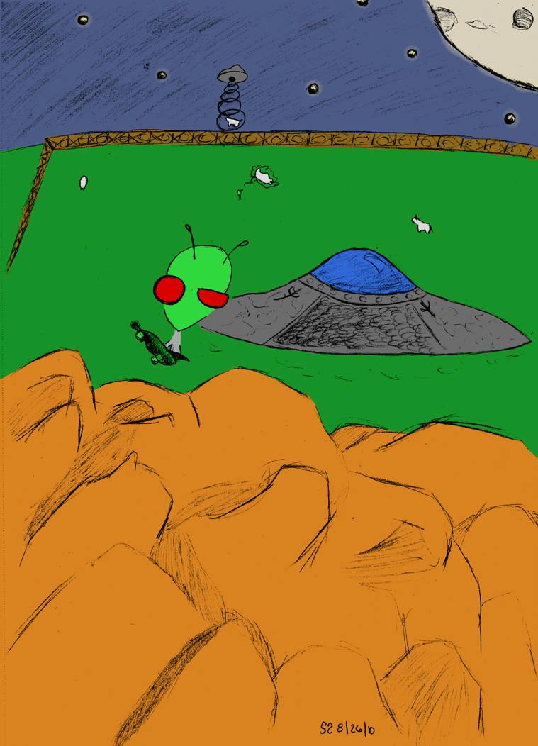 Alien Abduction D: