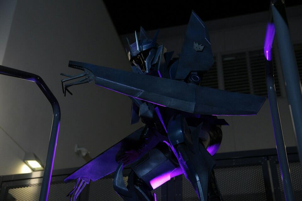 Soundwave Transformers Prime by Xemnass