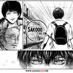 Short silent manga