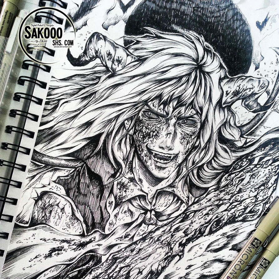Demons look like ... by sakooo