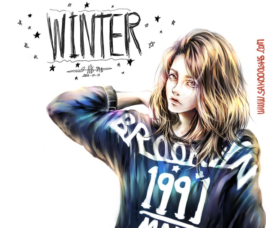 Winter by sakooo