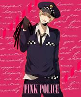 Pink Police by jigokushoujo729