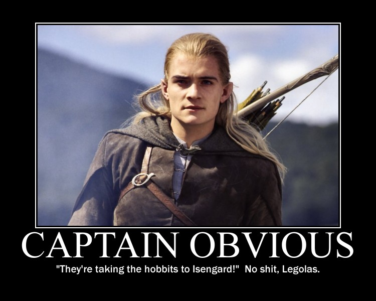 captain obvious by paratheses on deviantart