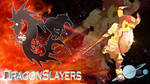 Logo DragonSlayers wallpaper