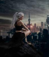 8 Black Cat by AlineDesignBrasil
