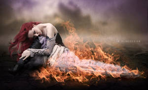 Kiss of Fire by AlineDesignBrasil
