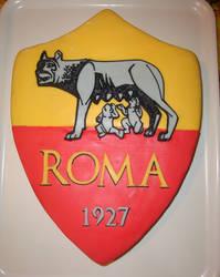 ROMA cake by Valkyrie-21