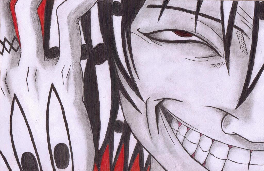 Kishin Asura by DemonMew