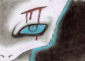 A Dark Nights Battle by DemonMew