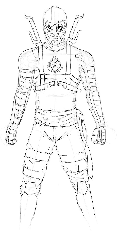 Elite Guard Concept