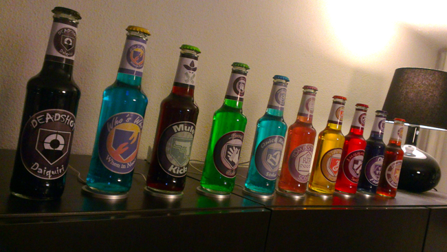 call of duty zombies perk bottles (real) - YouTube