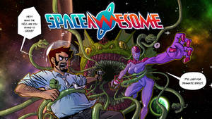 Space Awesome Splash 2014 oh wow