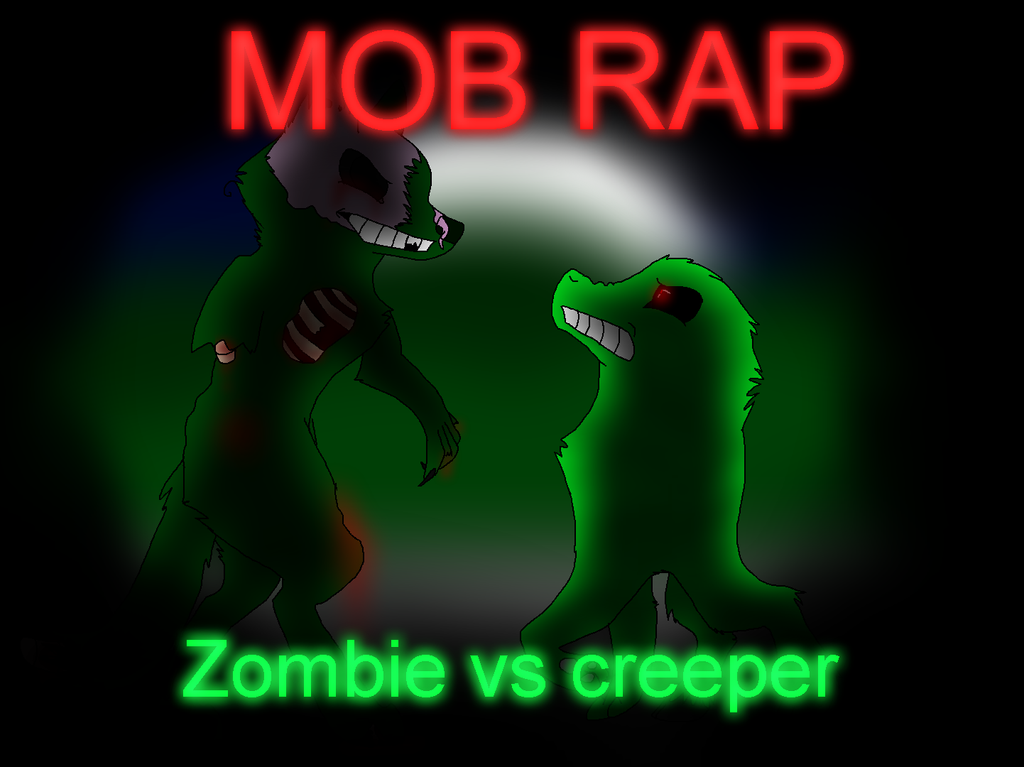 zombies v.s creepers