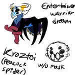 Entertainer Kroztoi (Hollow Knight OC)