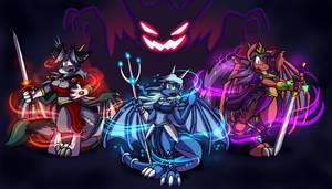 Magical Dragon Girls (Virmir feat Toast) by CurusKeel
