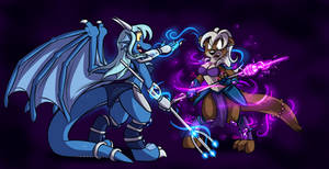 Magical Recruitment (Virmir feat. Darrath) by CurusKeel