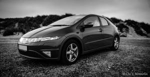 Honda Civic by cvnielsen