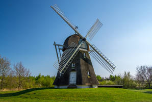 Oxholm Mill - 1 by cvnielsen