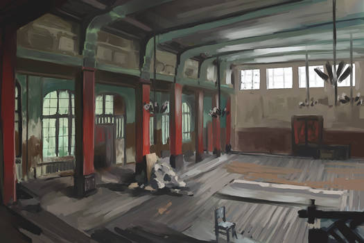 Abandoned Tavern