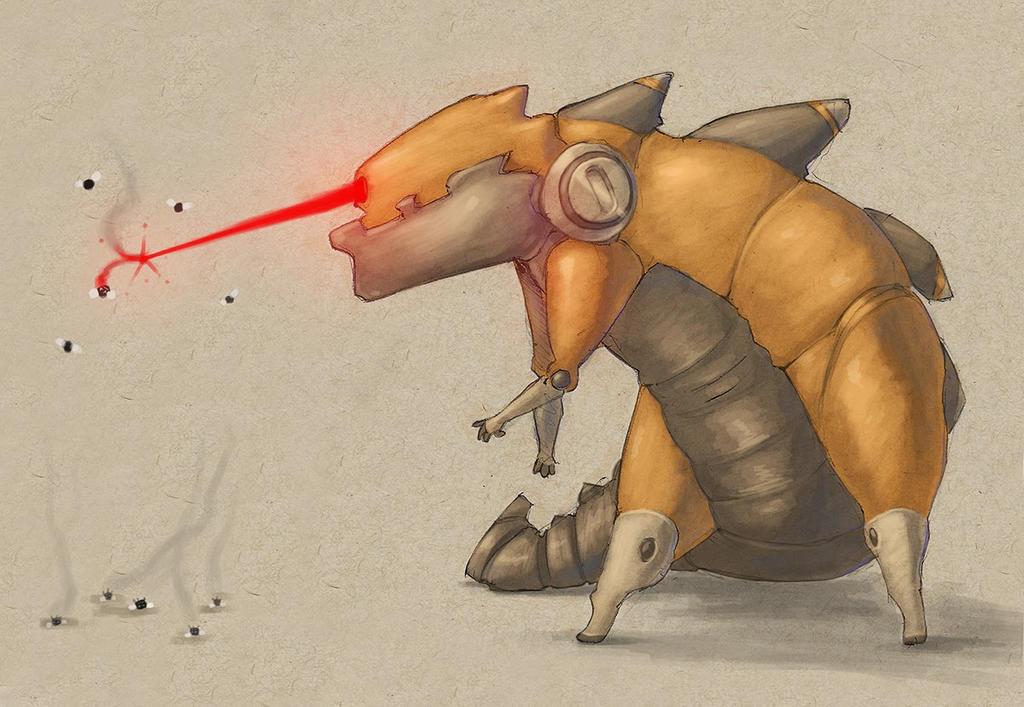 ZaptorBot by MattJWood