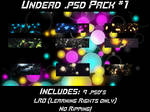 Undead .Psd Pack 1 by DeviousGFX