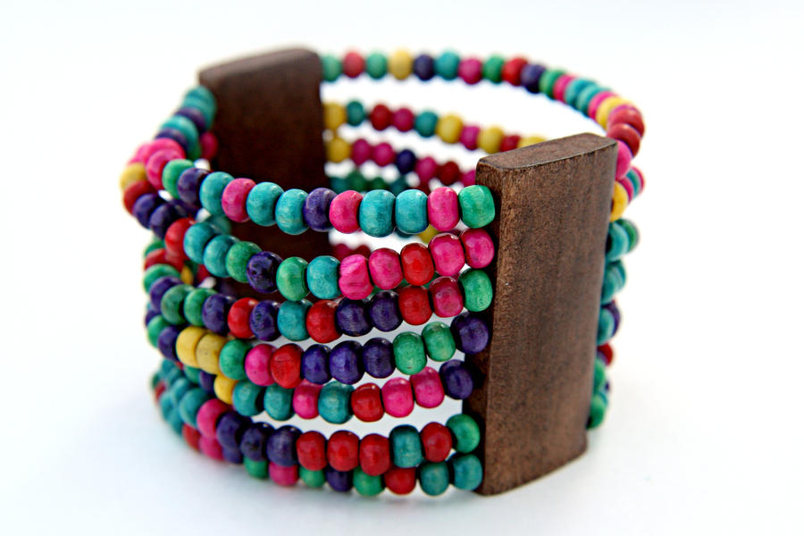 vankites african handmade bracelet colorful shop