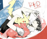 Request: Red-Pokemon
