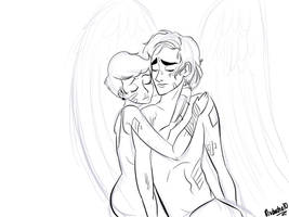 Thank You, Angel Boy.