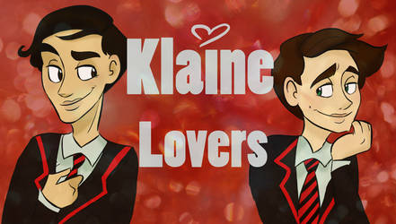 'Klaine Lovers' Icon Project by Muchacha10