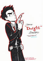 Dalton: Double Oh DWIGHT by Muchacha10