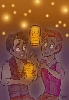 Klaine: At Last I See the Light