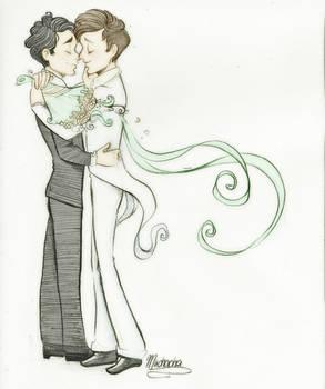 Klaine Wedding