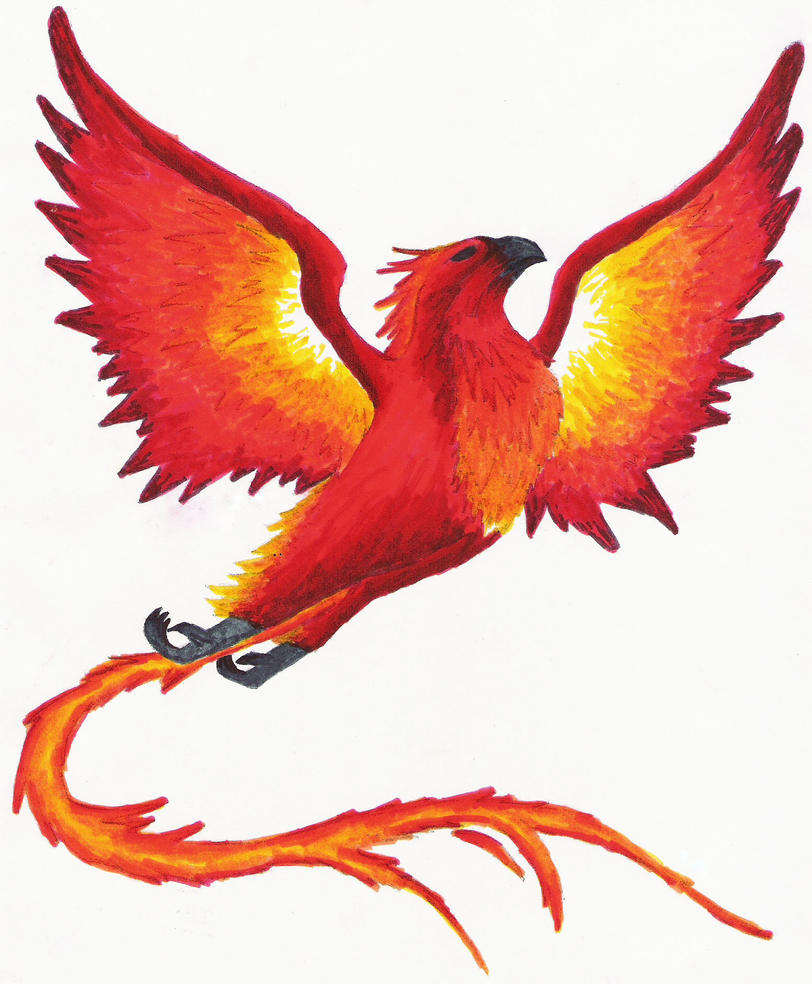 Phoenix by grumpygrim