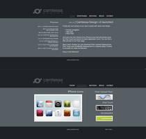 Camtessa Design v3 - Website by RuizDesign