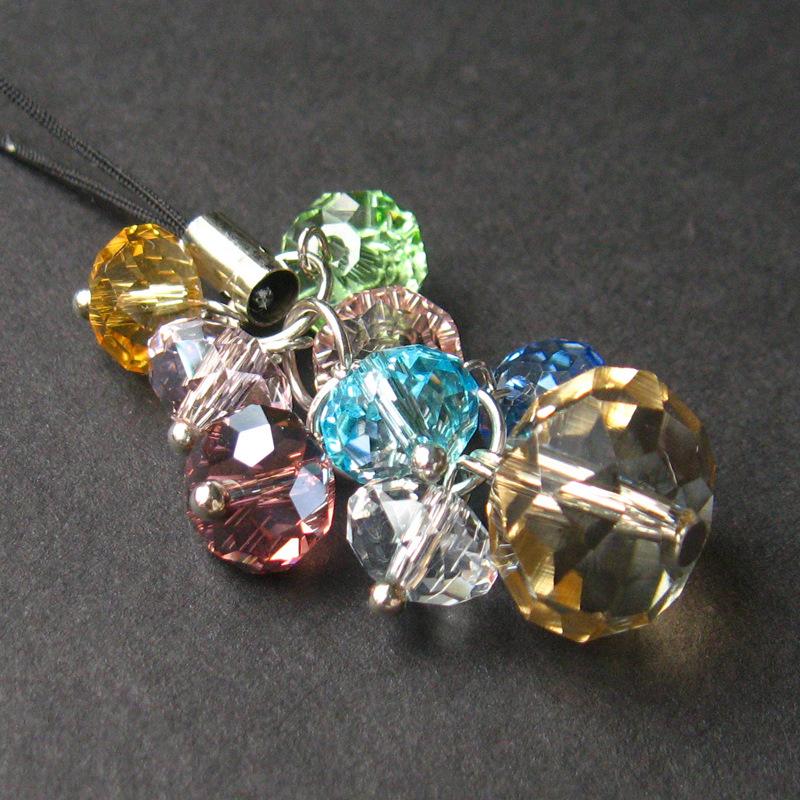 Spring Bloom Crystal Cluster