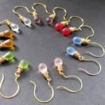 Clouded Elixir Earring Set