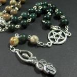 Tree of Life Goddess Necklace