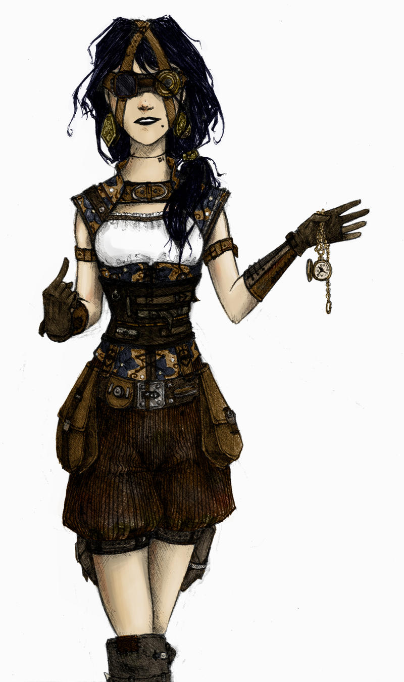 steam punk anime steampunk - photo #10