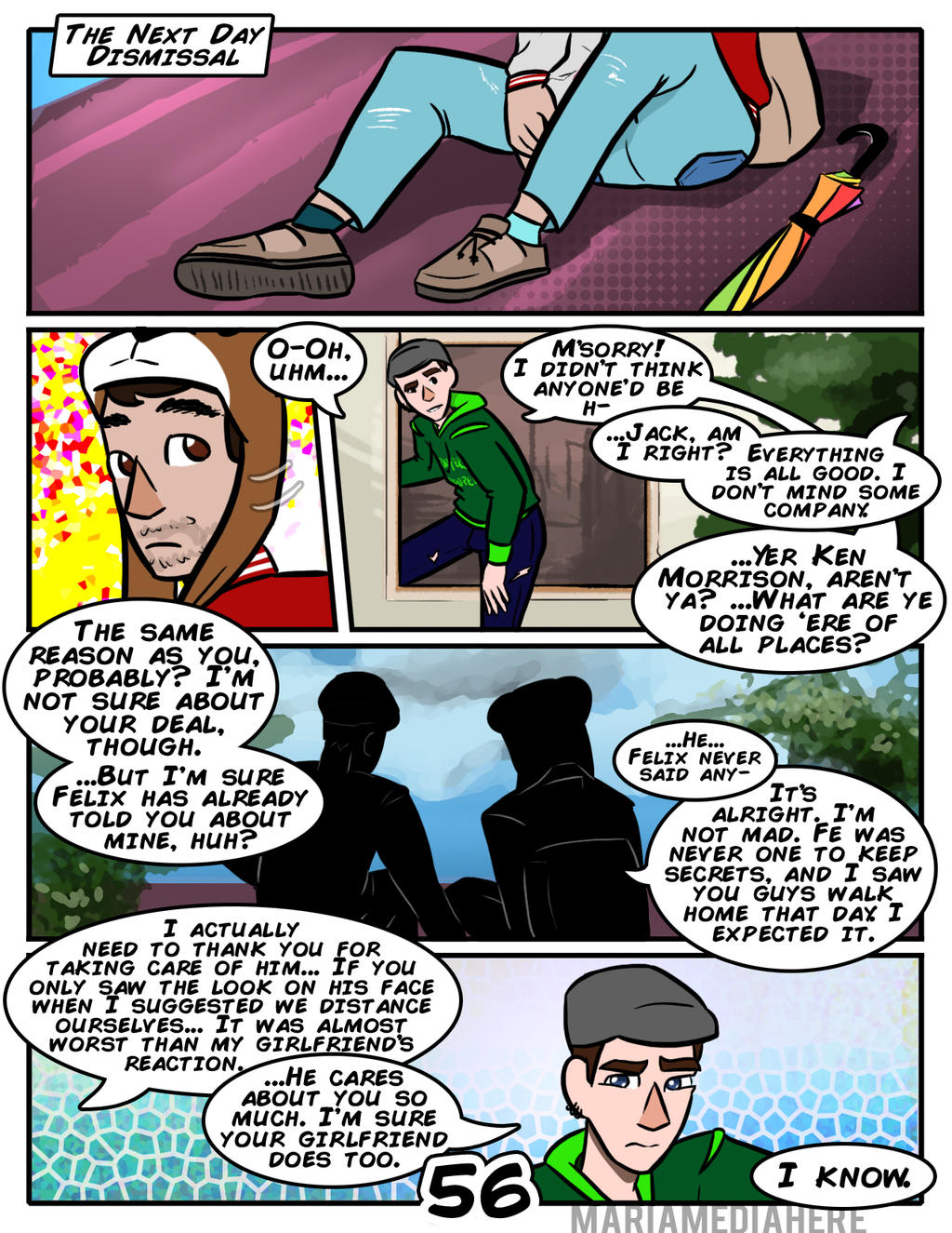 Rooftop (SEPTICPLIER) - [PAGE 56] by MariaMediaHere on DeviantArt
