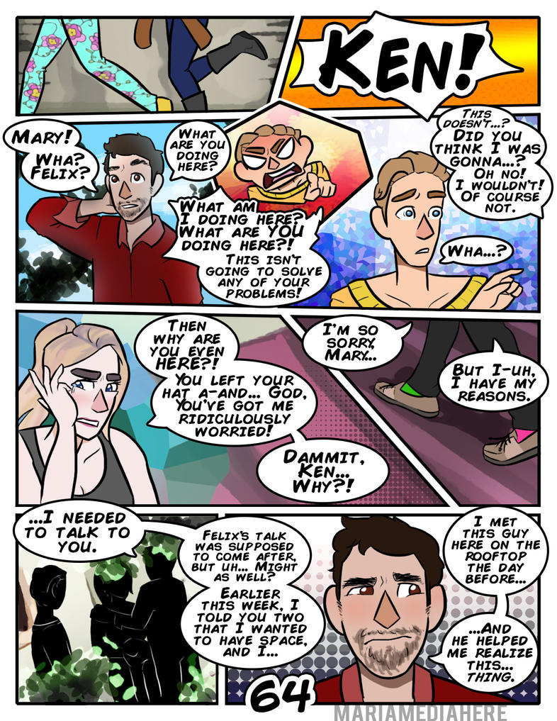 Rooftop (SEPTICPLIER) - [PAGE 64] by MariaMediaHere on DeviantArt
