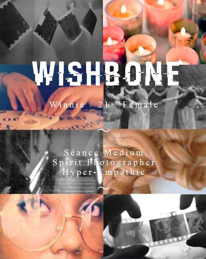 Brimstone and Wishbone : Her Aesthetic by MariaMediaHere