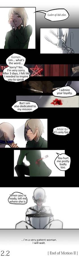 KillTheTimes [Original Comic] - Motion II Page 2