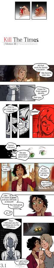 KillTheTimes [Original Comic] - Motion III Page 1