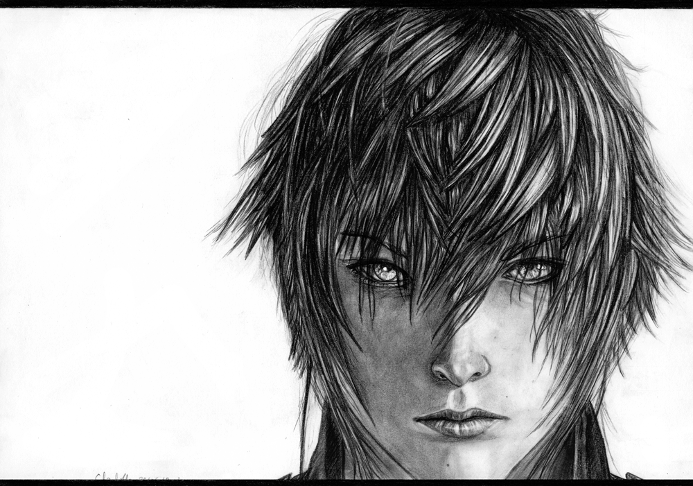 Noctis Final Fantasy XV by traine-sabatte on DeviantArt